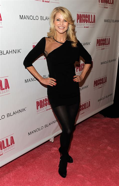 Dress Cristie christie brinkley black dress christie brinkley