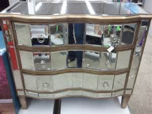 Wowzas you just can t find mirrored furniture in that price range
