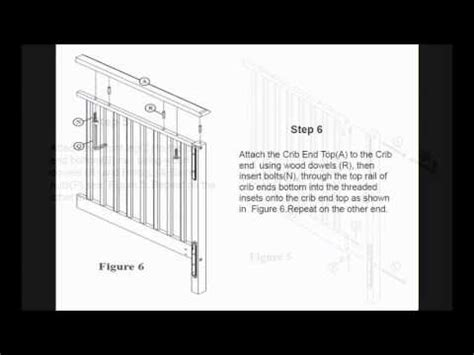 Graco Lauren Crib Assembly Instructions How To Save Graco Convertible Crib Manual