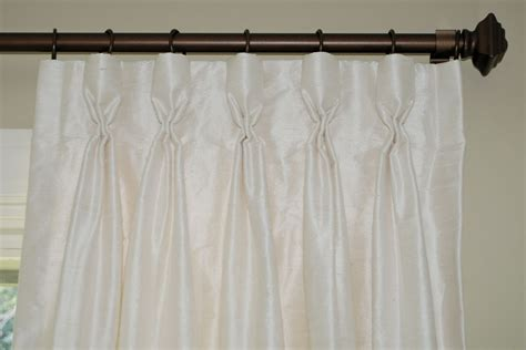 goblet pleat drapes goblet pleat drapes curtains custom made to your exact