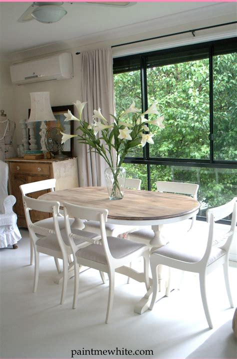white round kitchen table 574 best images about chalk paint inspiration on pinterest
