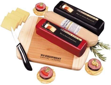 Shelf Stable Cheese by Shelf Stable A Taste Of Wisconsin Cheese Gift Set L215