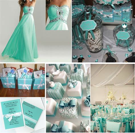 wedding themes and pictures the tiffany blue theme wedding ideas lianggeyuan123