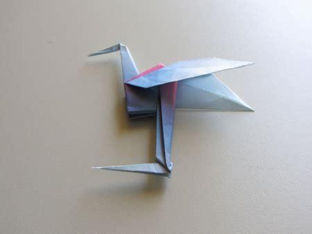 Origami Heron - picpool ru