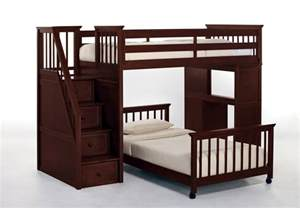 ne lower stair loft bed