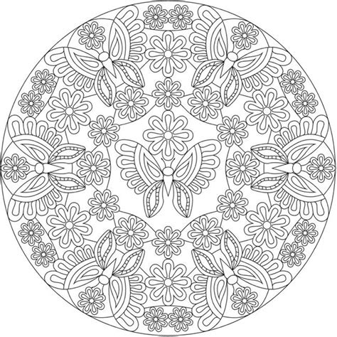 mandala coloring book dover 216 best images about mandala coloring on