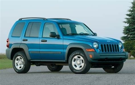 2006 Jeep Liberty Consumer Reviews Used 2006 Jeep Liberty Pricing Features Edmunds