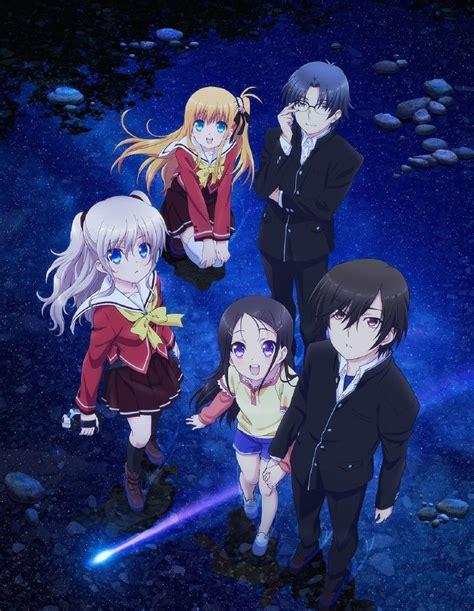 charlotte anime staffel 1 ger sub anime serien manga