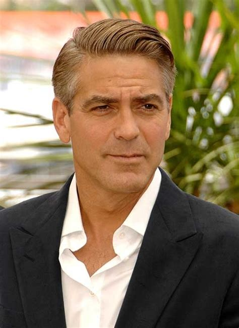 40 of the top hairstyles for older men george cloony haarschnitt trend frisuren stil