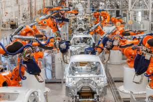 Bmw Factory Bmw Spartanburg Robotic Welding Line Photo 6