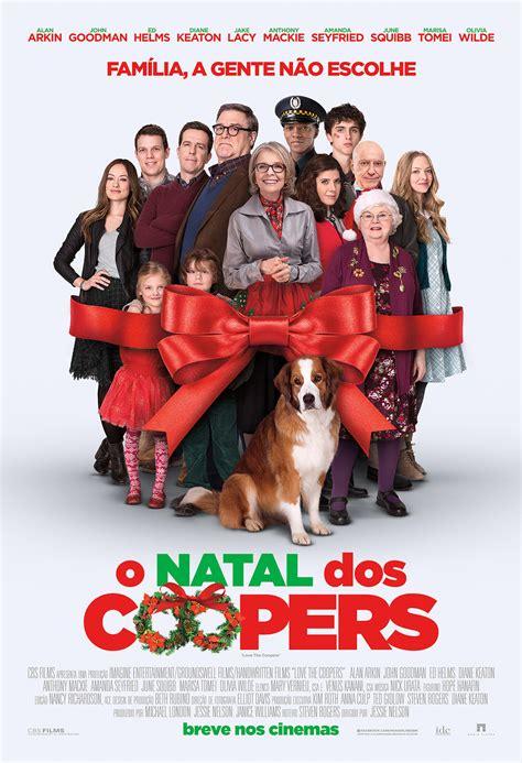 film de natal o natal dos coopers filme 2015 adorocinema