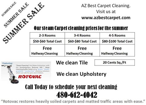 carpet cleaning prices per room arizona s best carpet cleaning gilbert az services