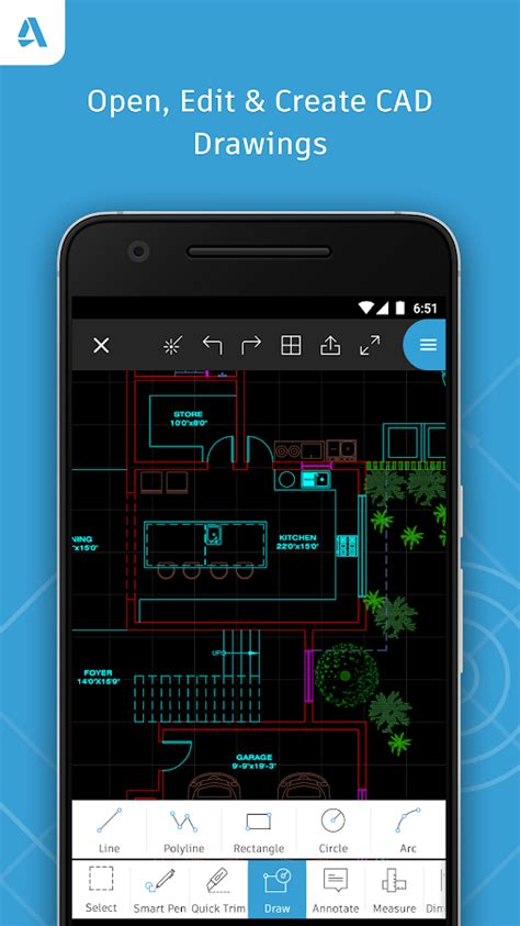 cad app autocad dwg viewer editor android apps on play