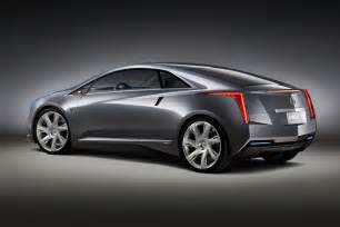 Elr Cadillac 2014 The 2014 Cadillac Elr The Fwd Hybrid From Detroit