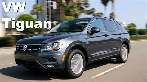 volkswagen tiguan review  road test youtube