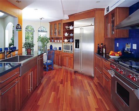 Wood Flooring In Kitchen by 34 Kitchens With Wood Floors Pictures