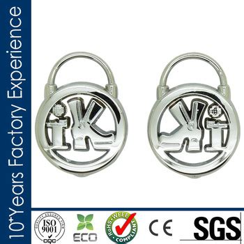 Cr Ac13292 Logo Wholesale Metal - cr mt868 bag accessories professional high quality brass