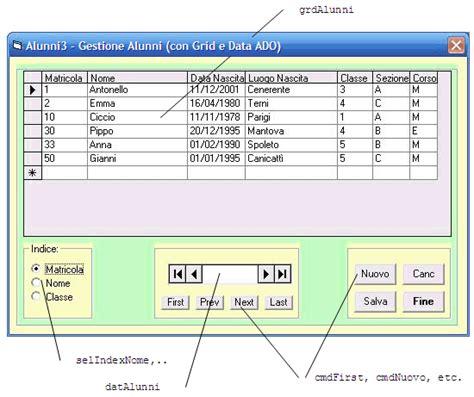 Vb Vristia 8569 3 programmi visual basic prof claudio maccherani