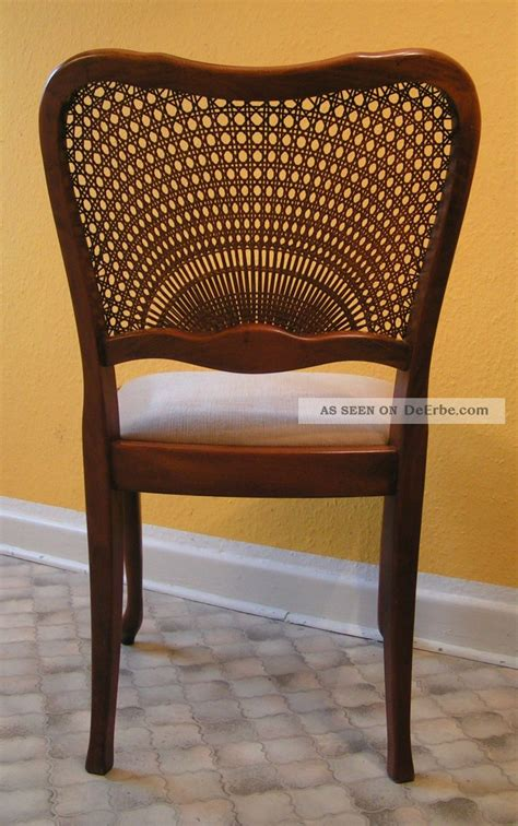 korbgeflecht stuhl antik stuhl chippendale wiener geflecht korbgeflecht