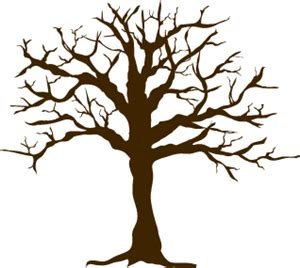 Leafless Tree Branch Outline by Leafless Tree Silhouette Clipart Best