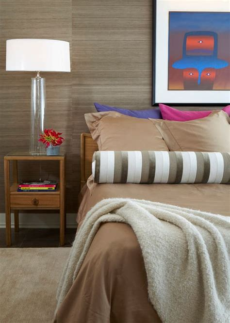 brown wallpaper for bedroom 15 bedroom wallpaper ideas styles patterns and colors