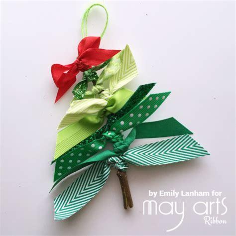 ribbon projects crafts create serendipity may arts craft hop