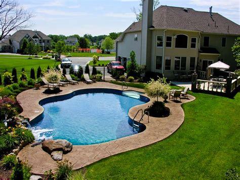 Inground Pool Landscaping Ideas 25 Best Ideas About Swimming Pools Backyard On Pinterest Backyard Pools Swimming Pools And Pools