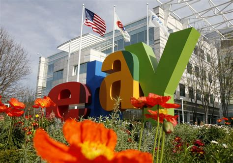 ebay headquarters ebay posts 18 jump in revenue as mobile commerce boosts sales