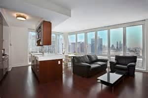 Apartment To Rent Manhattan Minimalist Modern Apartment Glass Partition Interior