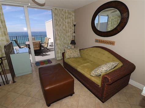 4 bedroom condos in panama city beach edgewater 4 bedroom tower 1 penthouse panama city beach florida panhandle florida