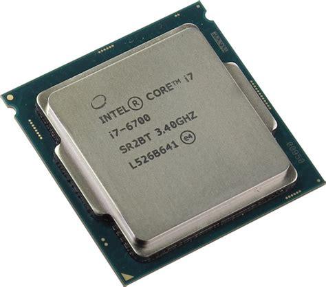 Intel Processor I7 6700 intel i7 6700 processor oem