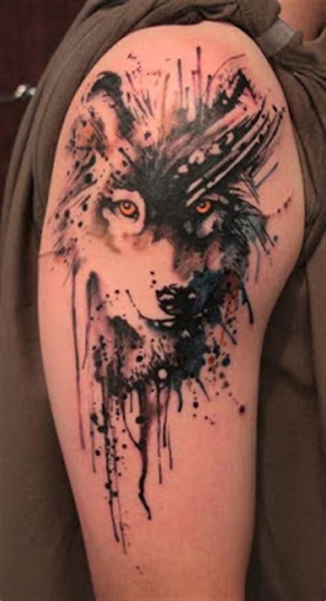 tato yg bagus di dada 10 desain tato abstrak terbaru dan terpopuler tato dan