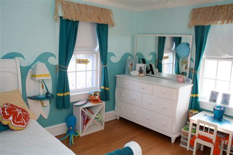 surf theme bedroom little girl s surfer room design dazzle