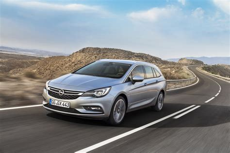 Opel Astra Sports Tourer by 2016 Opel Astra K Sports Tourer Gm Authority
