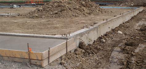 Cribbing Concrete by Concrete Forming Concrete Cribbing Calgary Commercial