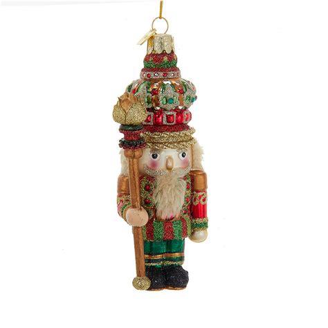 fancy nutcracker christmas ornament gump s