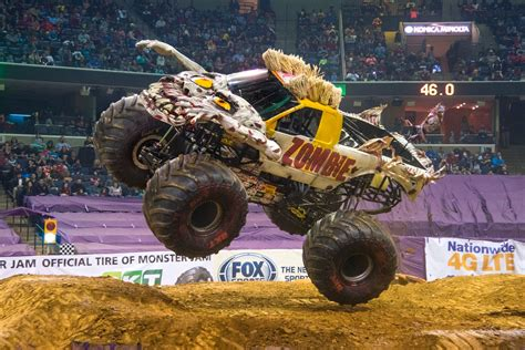 zombie monster truck videos chiil mama flash giveaway win 4 tickets to monster jam