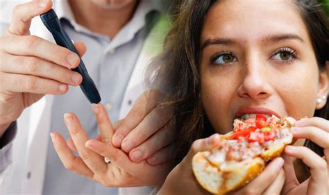 type  diabetes symptoms  signs feeling hungry shortly