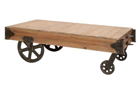 Wheels Coffee Table 5 Best Factory Cart Coffee Tables With Wheel Legs Tool Box