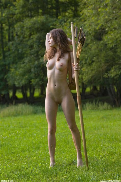 Naked Female Archer Nude Galleries