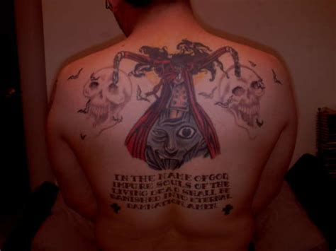 hellsing tattoo