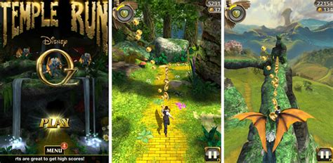 temple run oz for android temple run oz app review ndtv gadgets360