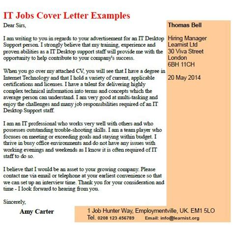 Desktop Analyst Cover Letter by Administration Cover Letter Exles Uk