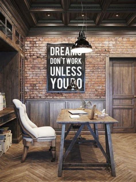 mid century modern home office inspiration ideas