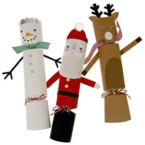 christmas cracker decorations images be jolly cracker kit crackers ark