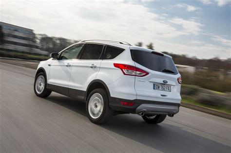 4x4 Ford by Essai Ford Kuga 2 0 Tdci 150 4x4 Powershift Toujours
