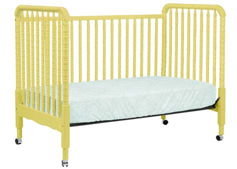 Jenny Lind 3 In 1 Convertible Crib With Toddler Rail Lind Mini Crib