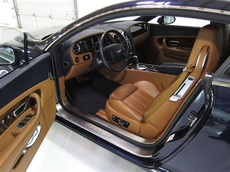 bentley 2005 interior 2005 bentley continental gt 2 door coupe 161727