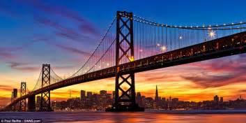 Car Rental San Francisco Sunset Photographer Paul Reiffer Captures He Most Spectacular