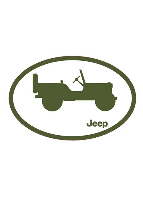 Jeep Willys Decal Original Willy S Decal Cool Jeep Pics